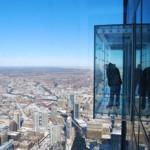 Willis Tower Sky Deck Glas-Balkone