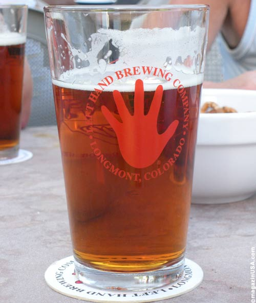 Left Hand Brewery, Colorado