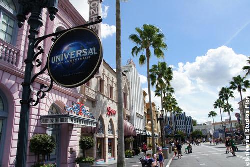 Universal Studios Florida 100th AnniversaryX