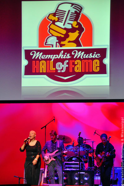 Memphis Music Hall of Fame Gala Event 29. Nov 2012 - geplante Eröffnung ist 2013
