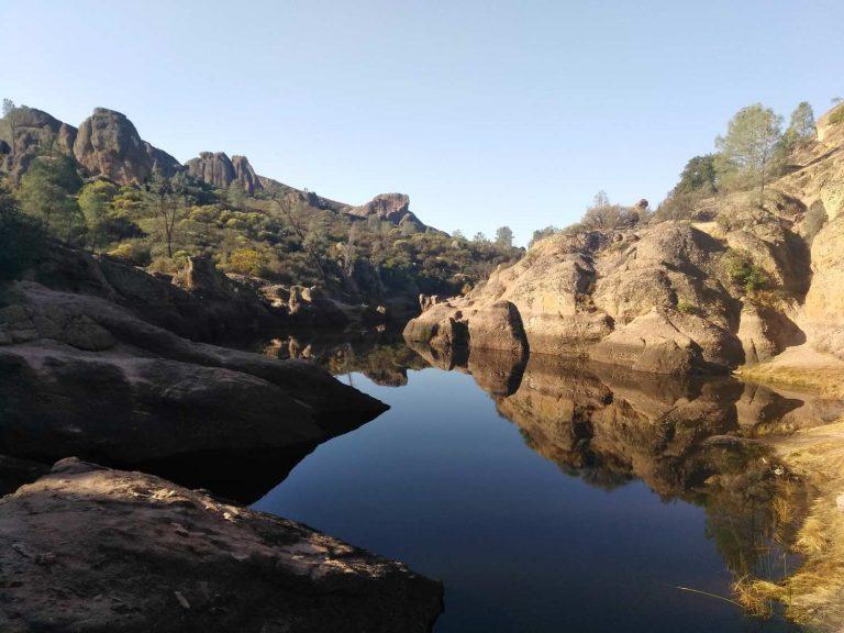 Pinnacles Nationalpark, Kalifornien
