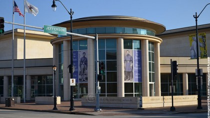 Springfield Lincoln Presidential Library and Museum