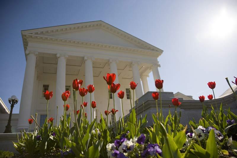 Richmond, Virginia - State Capitol