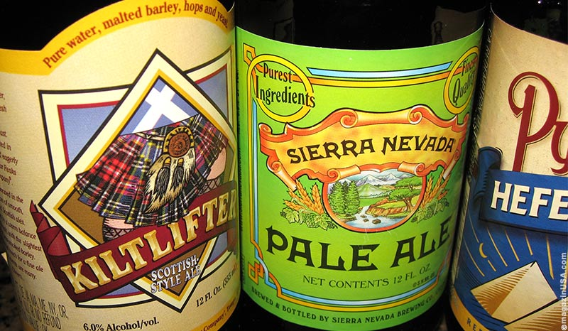 Craft Beers in the USA