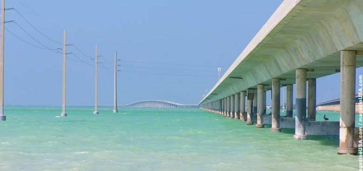 7-mile Brücke, Florida Keys