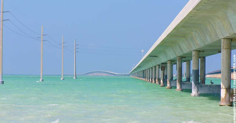 7-mile Brücke, Florida Keys