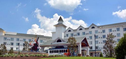 DreamMore Resort im Ferienort Pigeon Forge in Tennessee