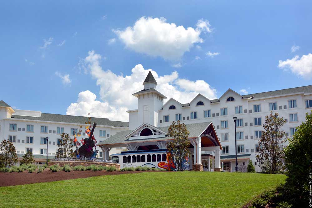 DreamMore Resort im Ferienort Pigeon Forge in Tennessee