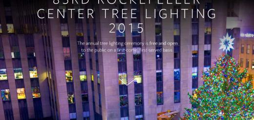 Rockefeller Center (Website rockefellercenter.com)