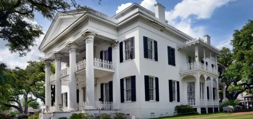 Stanton Hall in Natchez.