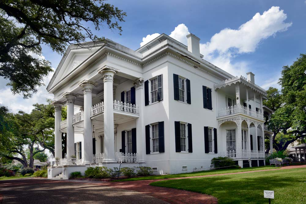 Stanton Hall in Natchez.