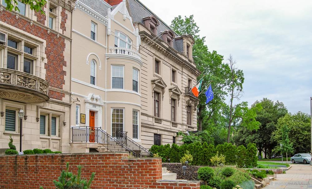 Washington D.C. Embassy Row