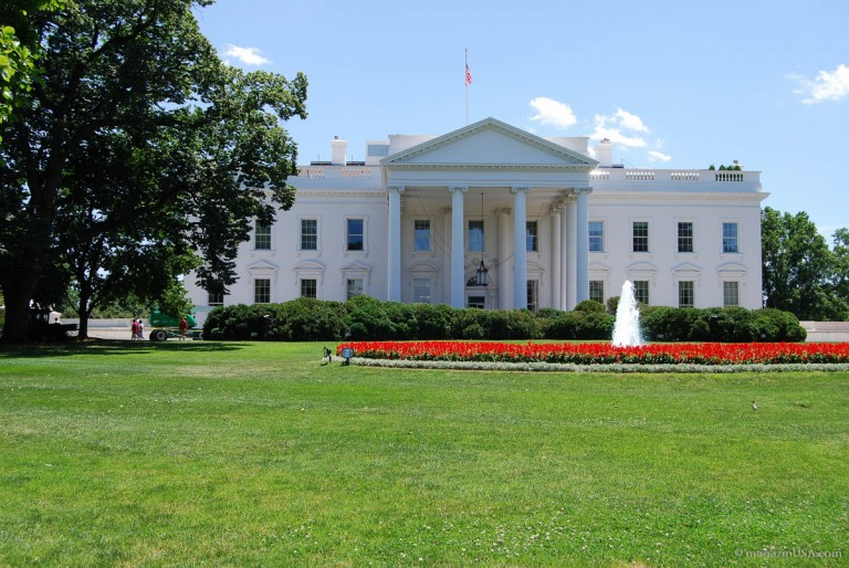 Weißes Haus, Washington D.C.: White House Easter Egg Roll