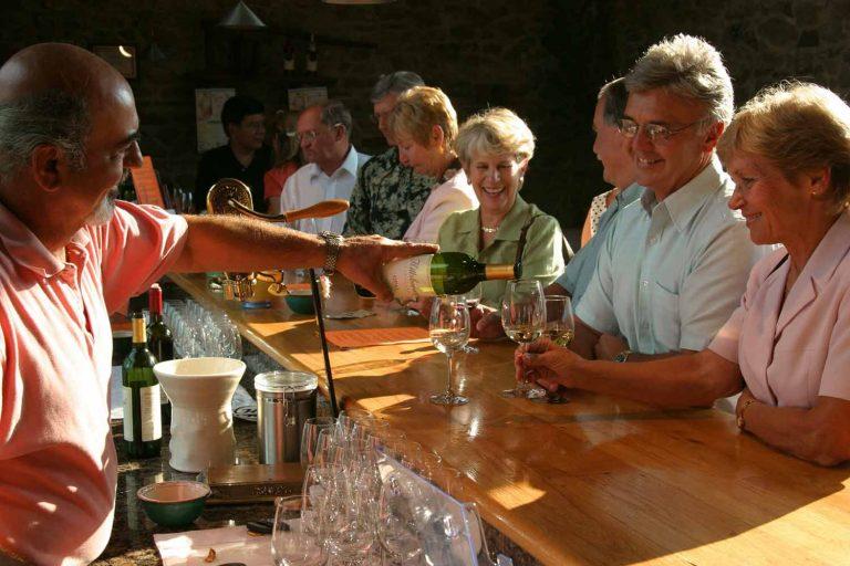 Spätsommer ist Weinfestival-Saison