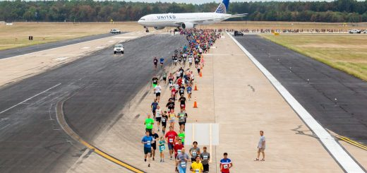 2016 Dulles Day Plane Pull and 5K / 10K (Bild: MWAA+J.-David-Buerk)