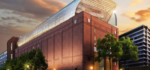 Museum of the Bible (Photo credit: Museum of the Bible, SmithGroupJJR)