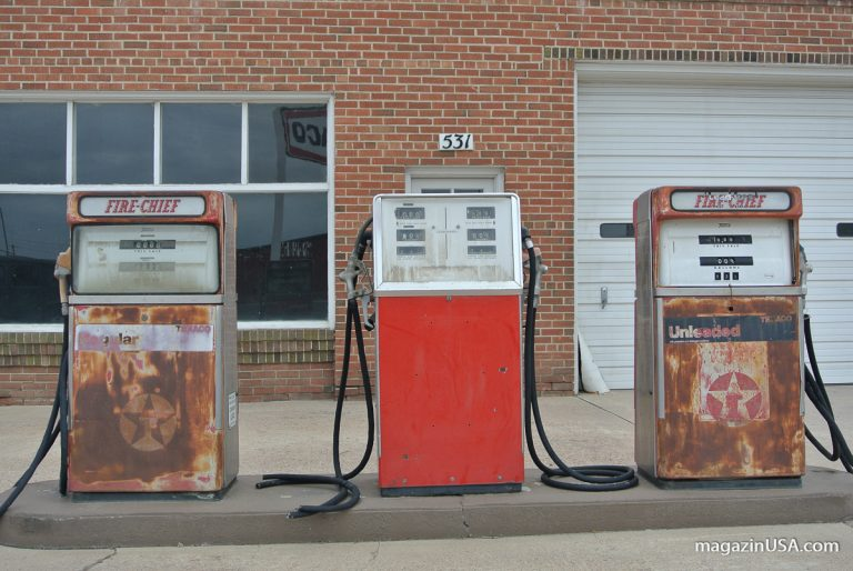 Benzinpreise USA 2020