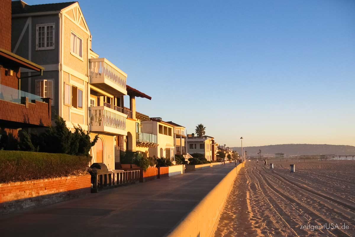 Hermosa Beach, Kalifornien