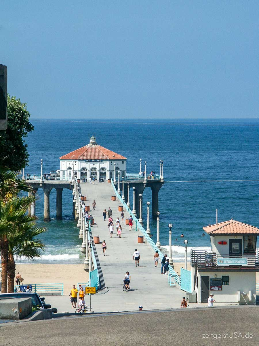 Manhattan Beach, Kalifornien