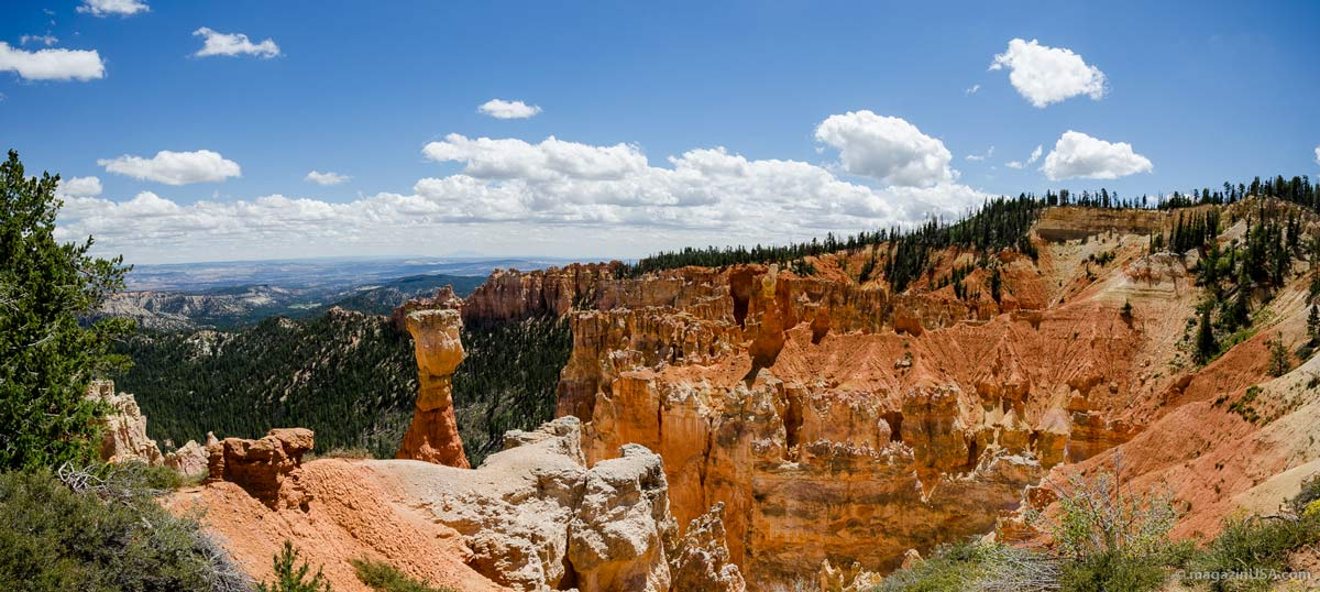 Bryce Canyon in Utah