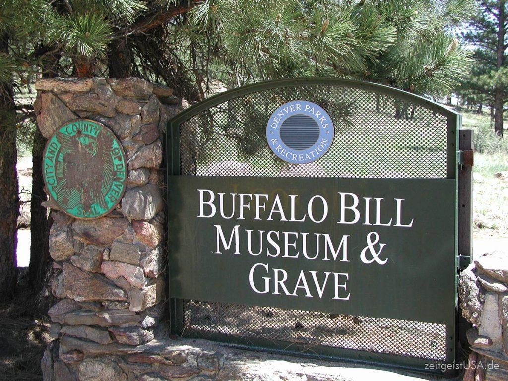 Buffalo Bill Grave and Museum bei Denver, Colorado