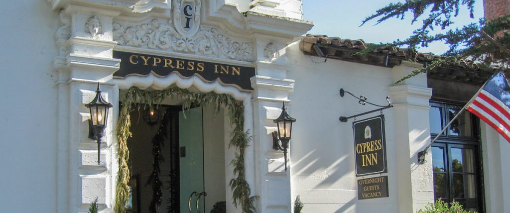 Cypress-Inn in Carmel-by-the Sea