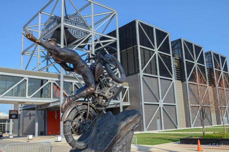 Milwaukee — Heimat von Harley-Davidson und Miller Brauerei