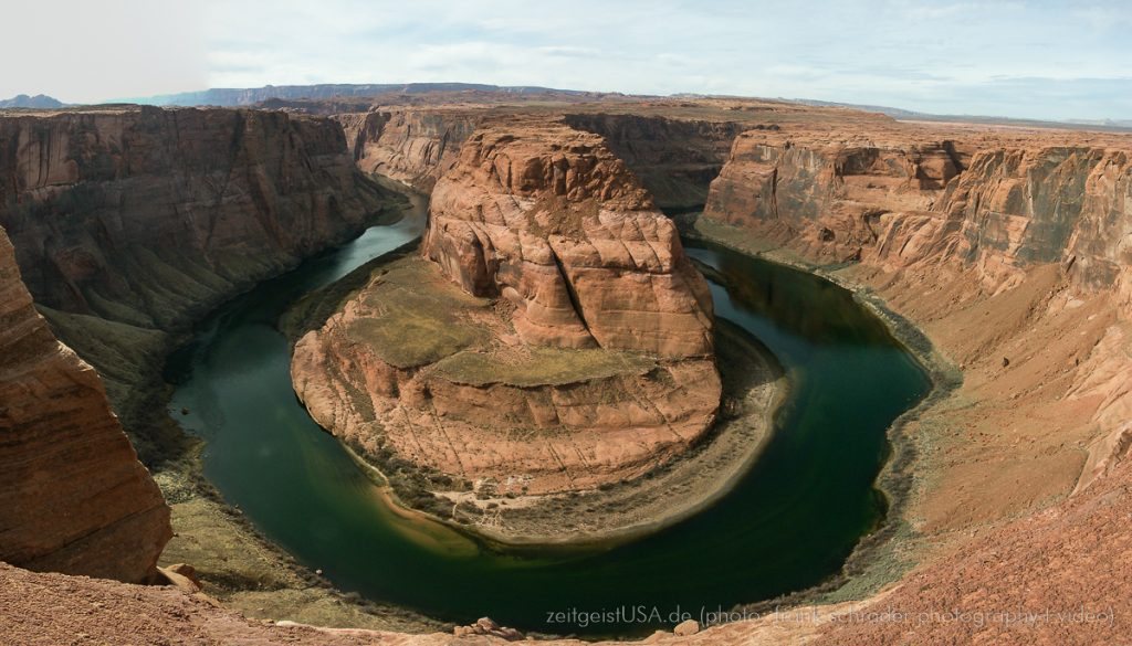 Horseshoe Bend bei Page, Arizona