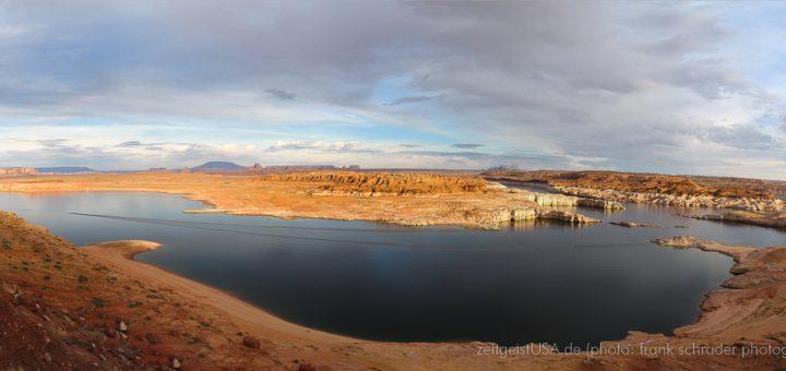 Lake Powell bei Page, Arizona