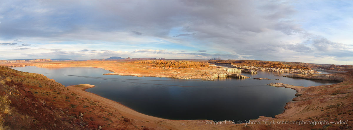 Lake Powell bei Page, Arizona