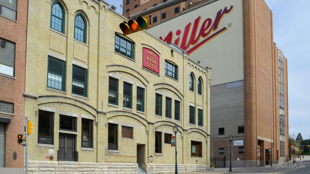 MillerCoors, Milwaukee, Wisconsin