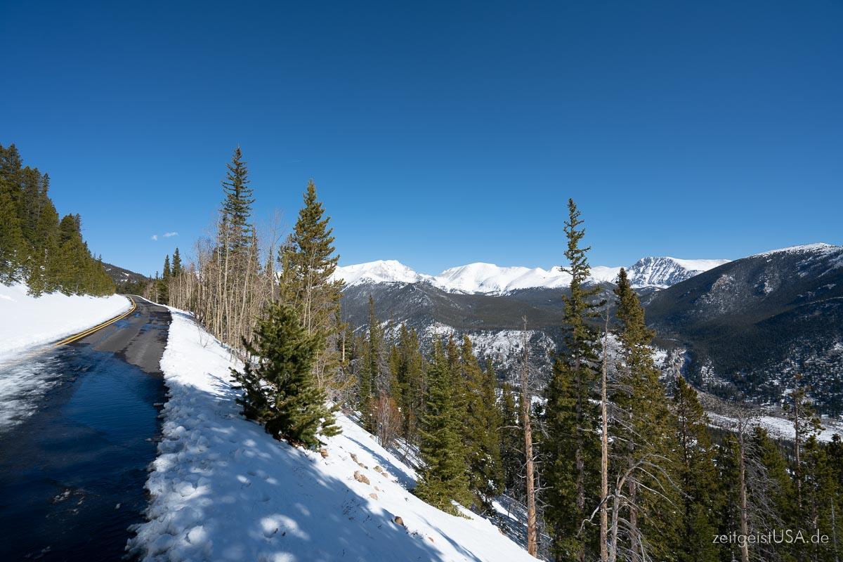 Rocky Mountain Nationalpark, Colorado
