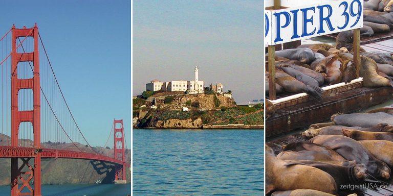 San Francisco – was man unbedingt sehen muss