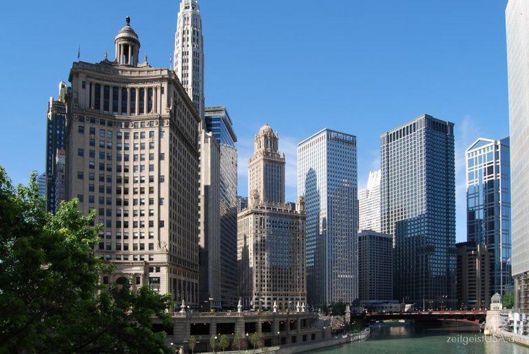 Chicago – Reiseziel Übersicht
