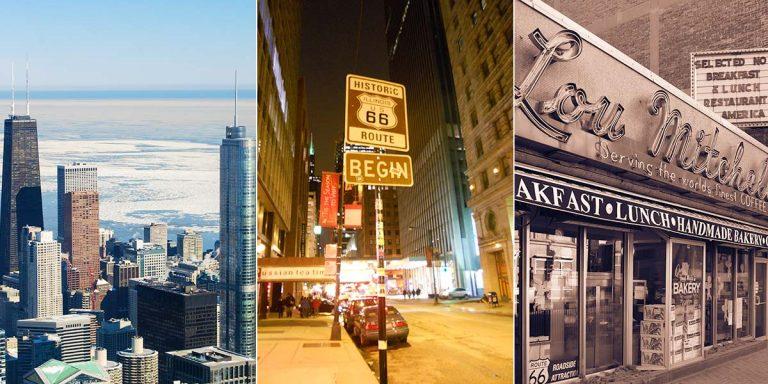 Chicago — die besten Sehenswürdigkeiten wenn man nur wenig Zeit hat