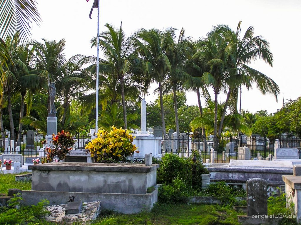 Key West Cemetery (Friedhof)