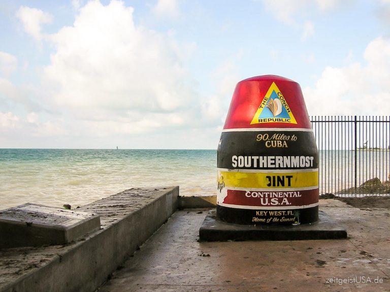 Key West, FLorida — die wichtigsten Dinge, die man sehen sollte
