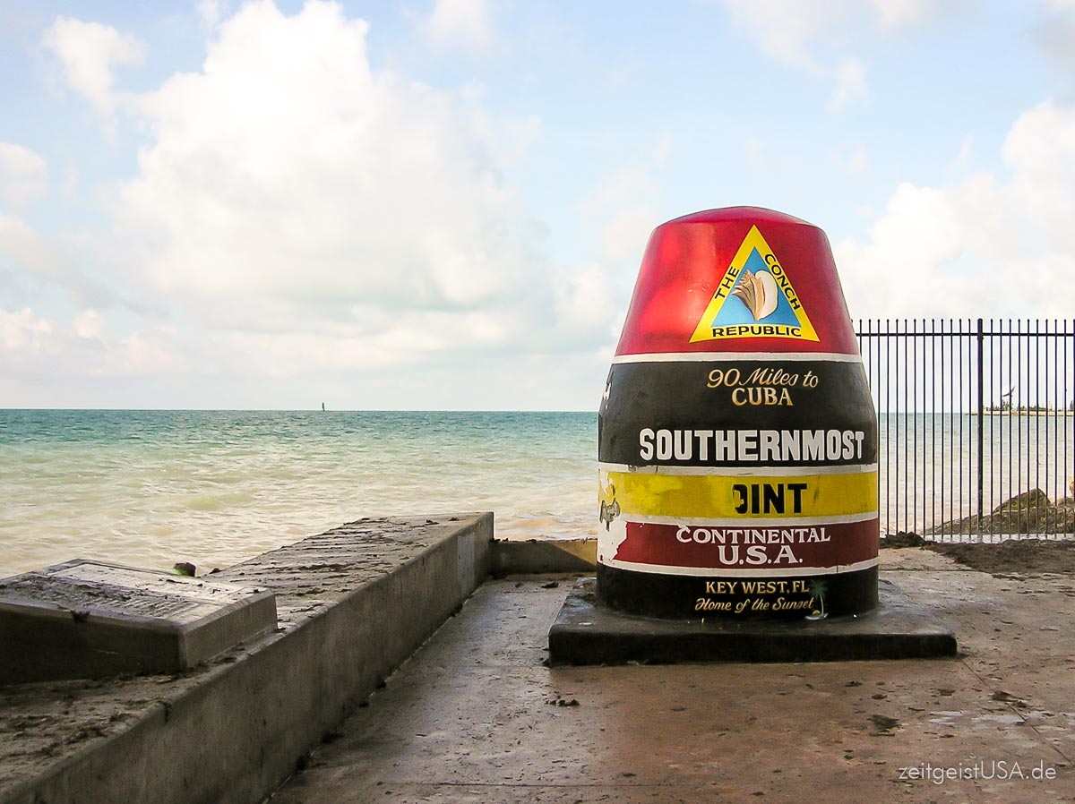Key West -- Most Southern Point