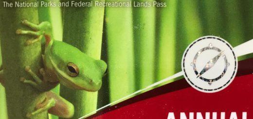 U.S. Nationalpark Pass für ein Jahr