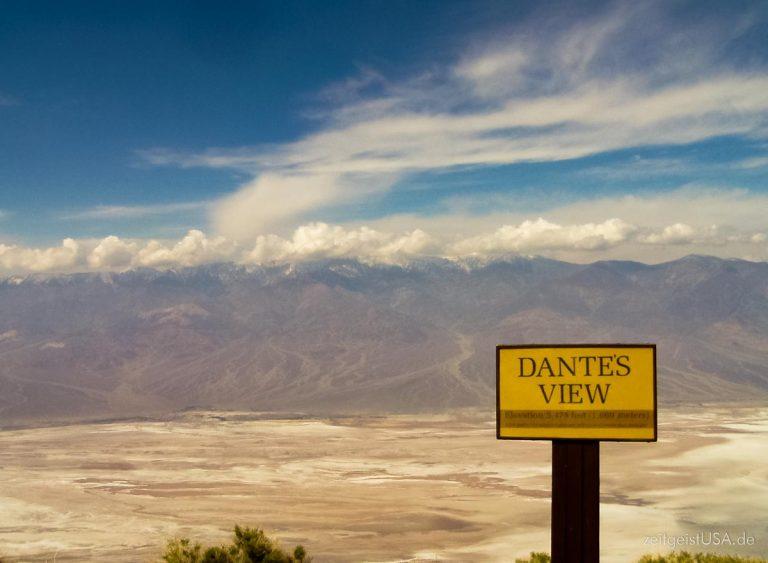 Death Valley Nationalpark in Kalifornien