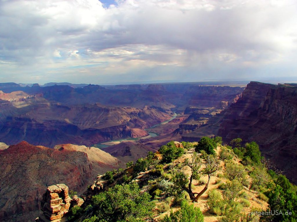 Grand Canyon Nationalpark in Arizona