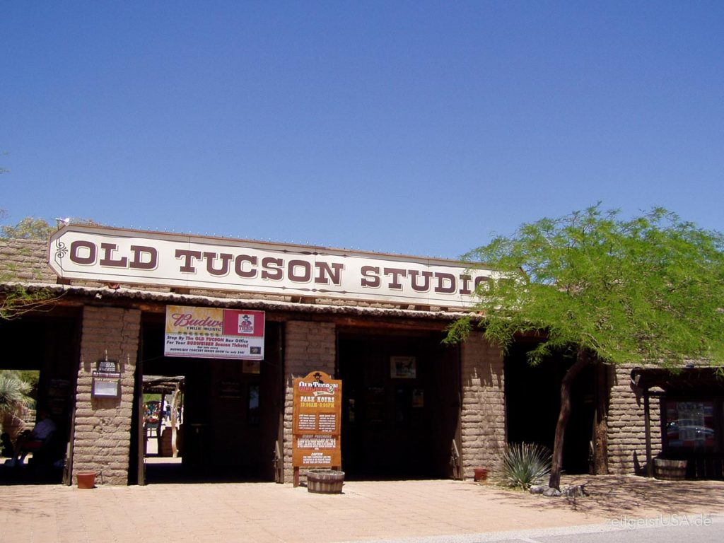 Old Tucson Film Studios, Arizona