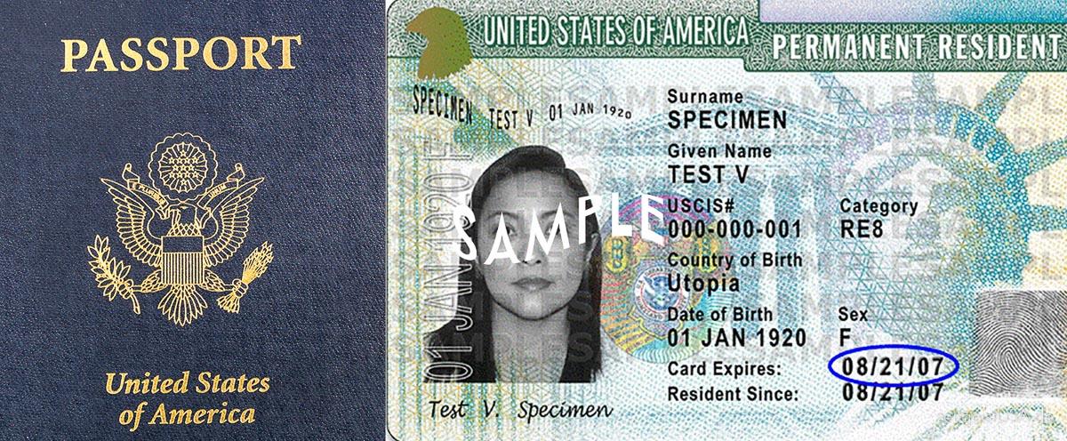 USA Einwanderung und Greencard