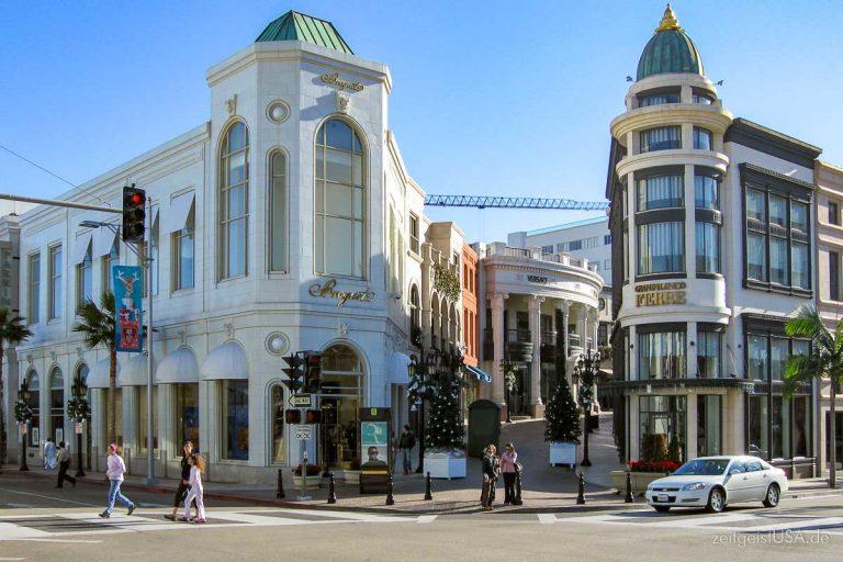 Los Angeles – Beverly Hills — was man gesehen haben muss