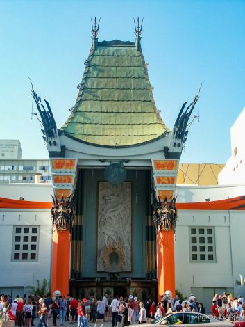 L.A. Graumans Theatre in Hollywood