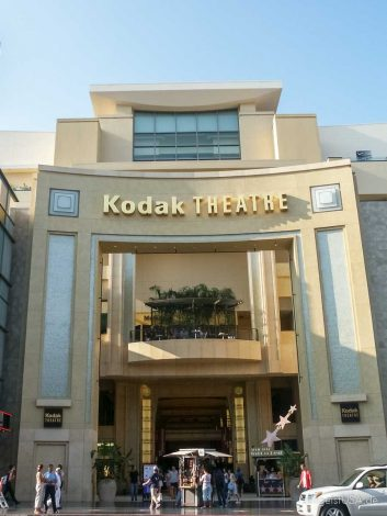 Dolby Theatre (früher Kodak Theatre) in Hollywood