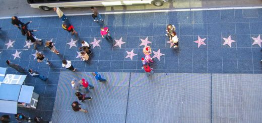 L.A. Hollywood -- Walk of Fame