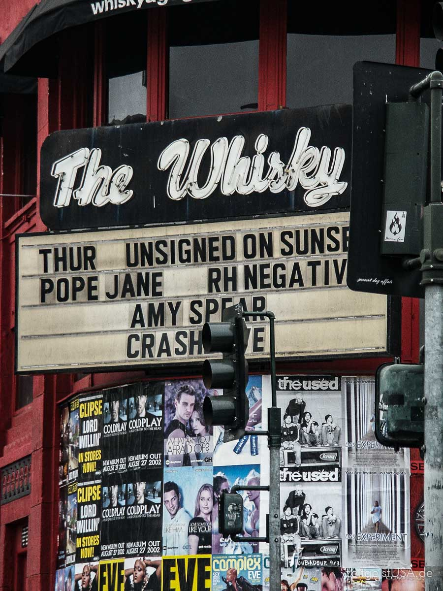 The Whisky in Hollywood