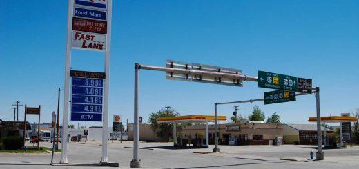 Benzinpreise USA