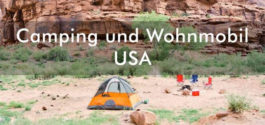 Camping und Wohnmobil USA